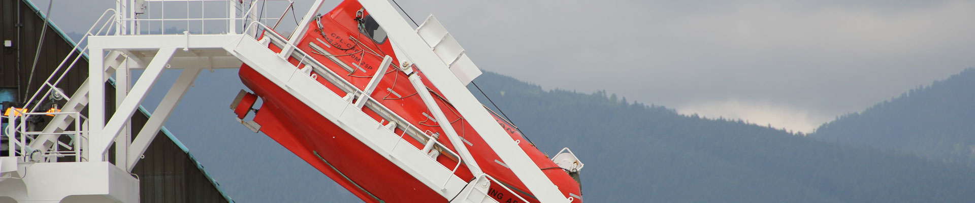 Freefall boat